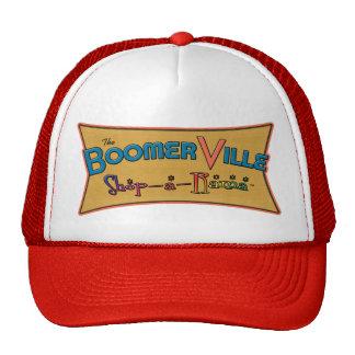Boomerville Shop-a-Rama Logo Gear Hat
