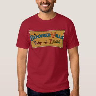 Boomerville Shop-a-Rama Logo Gear Tshirts