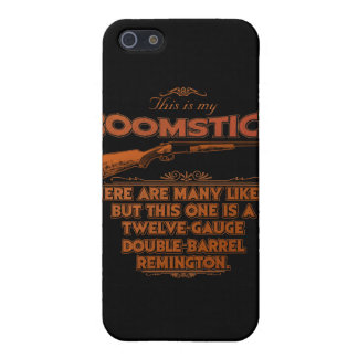 Boomstick Creed iPhone 5 Case