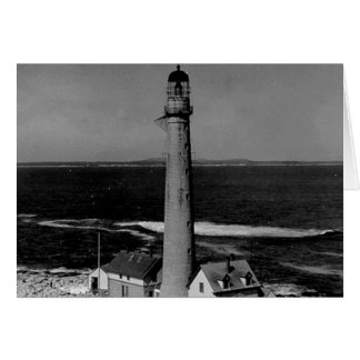 Boon Island Lighthouse Greeting Card