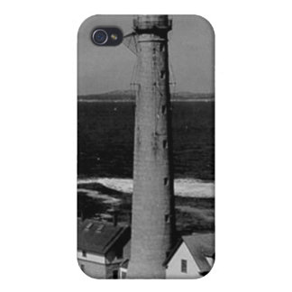 Boon Island Lighthouse iPhone 4/4S Cases