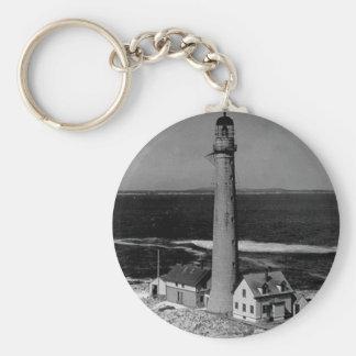 Boon Island Lighthouse Key Chain