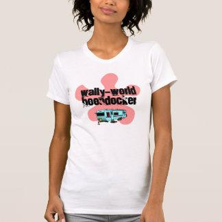 Boondocking Boondocker Dry Camping Road Design T-Shirt