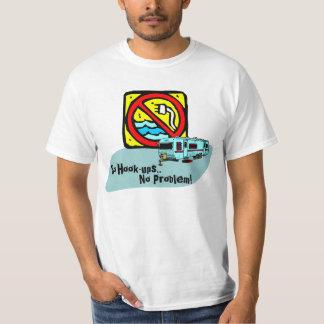 Boondocking Boondocker Dry Camping Road Design Tshirt