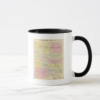 Boone County, Nebraska Mug