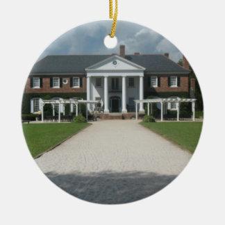 Boone Hall Plantation, Charleston SC Ornament