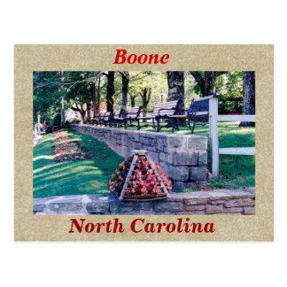 Boone North Carolina Postcard