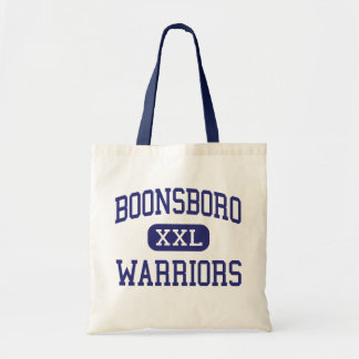 Boonsboro - Warriors - High - Boonsboro Maryland Tote Bag