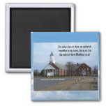 BOONVILLE BAPTIST CHURCH-MAGNET