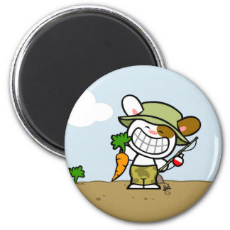 """Boony """"Gone Carrot-ing"""" Magnets"""