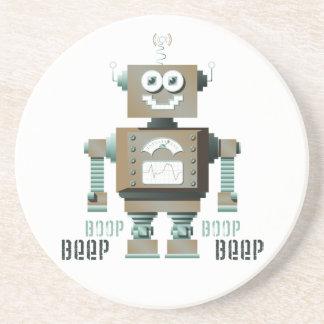 Boop Beep Toy Robot Coaster (lt)