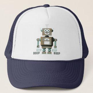 Boop Beep Toy Robot Hat