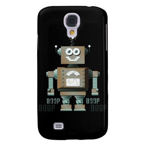 Boop Beep Toy Robot HTC Vivid Case (dk)