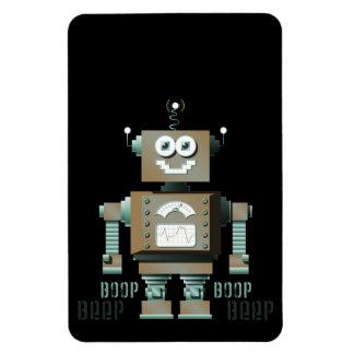 Boop Beep Toy Robot Magnet (dk)