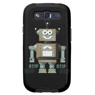 Boop Beep Toy Robot Samsung Galaxy Case (dk) Galaxy SIII Case