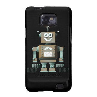 Boop Beep Toy Robot Samsung Galaxy Case dk Galaxy S2 Covers