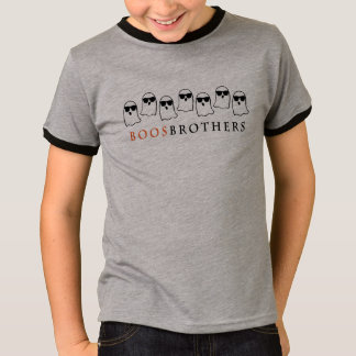 """Boos Brothers"" Halloween Ghosts T-Shirt"