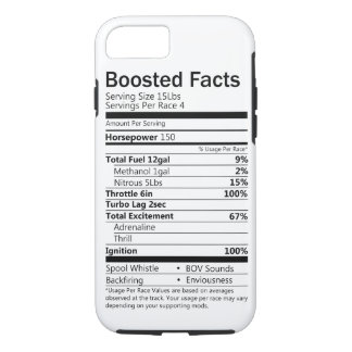 Boosted Facts iPhone 8/7 Case