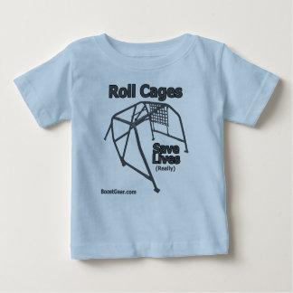BoostGear - Roll Cages Save Lives Infant T-Shirt