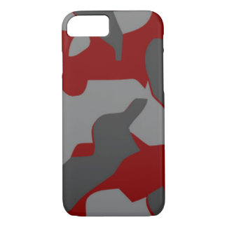 Boot Camp Camo iPhone 7 Case