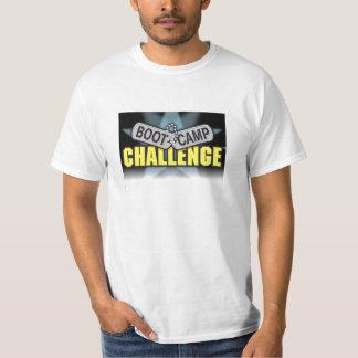 Boot Camp Challenge Plain T-Shirt