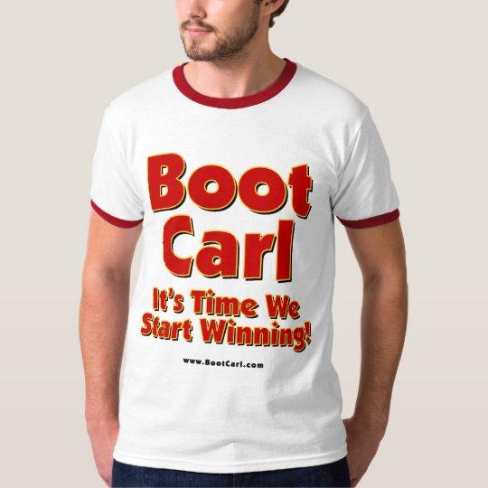 Boot Carl - Ringer Tee