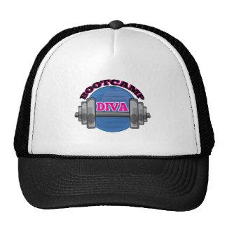 Bootcamp Diva Mesh Hats
