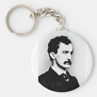 Booth ~ John Wilkes / Assassin Keychains