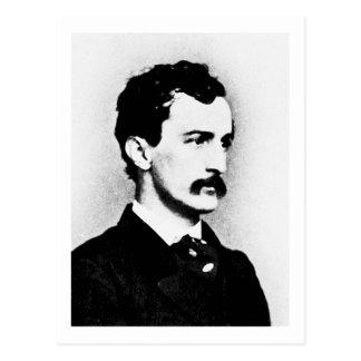 Booth ~ John Wilkes / Assassin Postcard