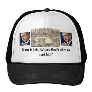 booth-stage-fords-theater, 0822bush, 0822bush, ... hats