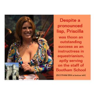 Bootham Bar boothamy beauty boosts school roll... Postcard