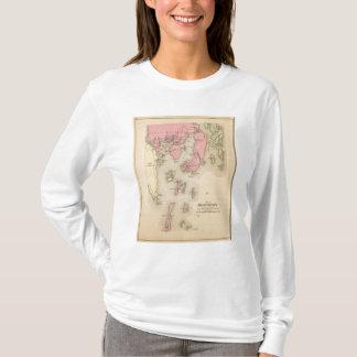 Boothbay, adjacent islands T-Shirt