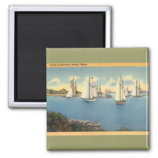 BoothBay Harbor Magnet