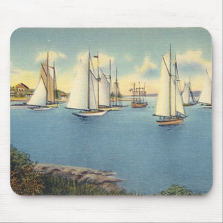 BoothBay Harbor Mouse Mat