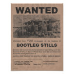 Bootleg Stills Poster