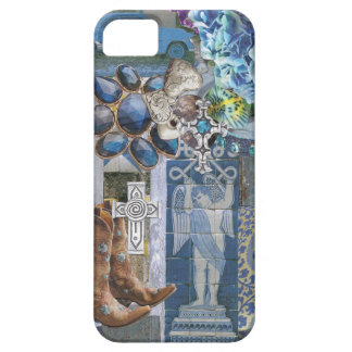 Boots and Crosses Barely There iPhone 5 Case