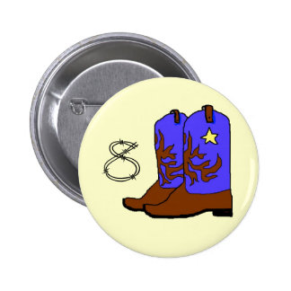 Boots Birthday Pin