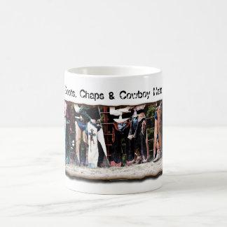 Boots, Chaps & Cowboy Hats Coffee Mug