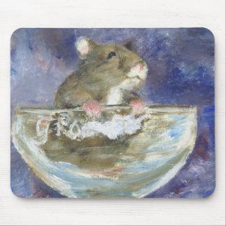 Boots Dwarf Hamster mousepad