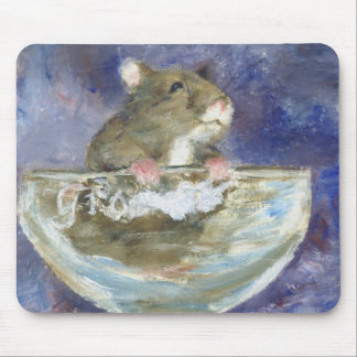 Boots Dwarf Hamster mousepad