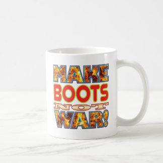 Boots Make X Basic White Mug