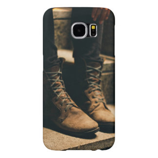Boots on the step samsung galaxy s6 cases
