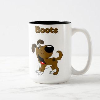 Boots Two-Tone Mug