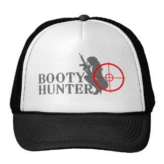 Booty Hunter on Black Cap