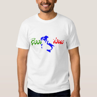 Bootylicious - Italy Tshirts