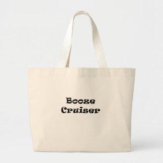 Booze Cruiser Tote Bag