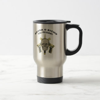 BOPE - Brazilian Police Travel Mug