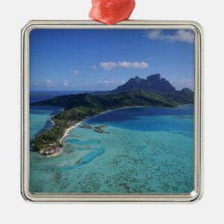 Bora Bora, French Polynesia Christmas Ornament