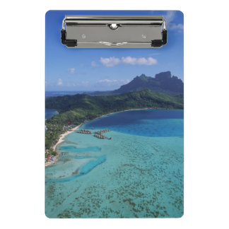Bora Bora, French Polynesia Mini Clipboard