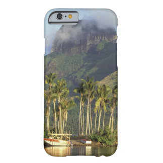 Bora Bora, French Polynesia Waterfront scene and Barely There iPhone 6 Case